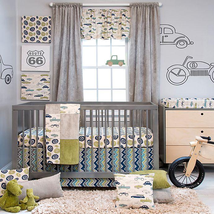 Cars Crib Bedding Canada