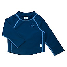 i play.® Long-Sleeve Rashguard in Navy