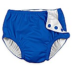 i play.® Ultimate Swim Size 6M Diaper in Royal Blue Solid