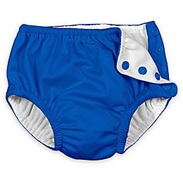 i play.® Snap Reusable Absorbent Swim Diaper Diaper in Royal Blue