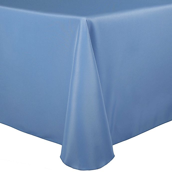 Alternate image 1 for Basics Polyester Solid Table Linens Collection