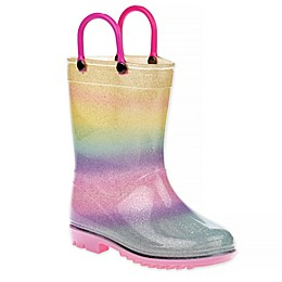 Laura Ashley® Rainbow Rain Boot