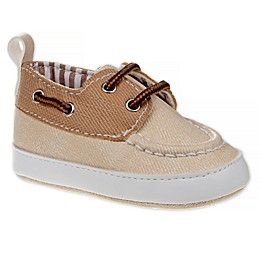 Joseph Allen Casual Boat Shoe in Tan