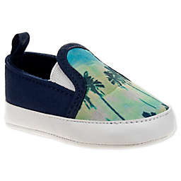 Joseph Allen Palm Trees Twin Gore Slip On Shoe