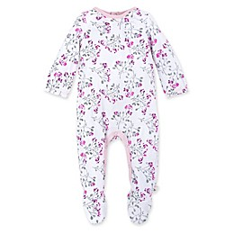 Burt's Bees Baby® Mosaic Bloom Organic Cotton Footie