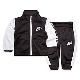 Nike® 2-Piece Tricot Jacket and Pant in Blue