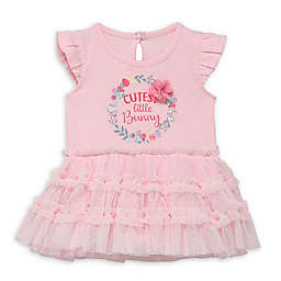 Baby Starters® First Easter Tutu Bodysuit in Pink