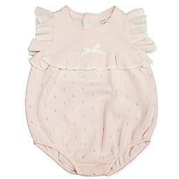Clasix Beginnings™ by Miniclasix® Pointelle Sweater Romper in Pink