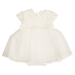 Clasix Beginnings™ by Miniclasix® Lace Bodysuit in Ivory