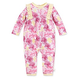 Burt's Bees Baby® Vibrant Blooms Organic Cotton Coverall in Blossom