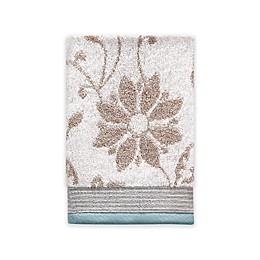 Isabel Fingertip Towel in Ivory