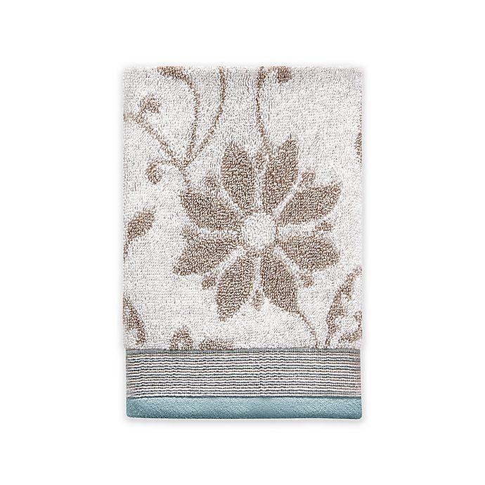 Alternate image 1 for Isabel Fingertip Towel in Ivory