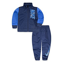 Nike® Size 18M 2-Piece Track Jacket and Pant Set