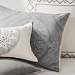 Lauren Ralph Lauren Luke Oblong Throw Pillow in Cream/Grey
