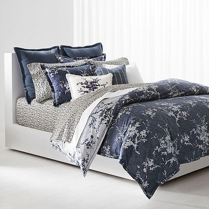 Alternate image 1 for Lauren Ralph Lauren Eva 3-Piece Reversible Comforter Set