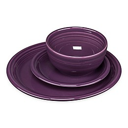 Fiesta® Bistro Dinnerware Collection in Mulberry