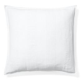 Lauren Ralph Lauren Eva Square Throw Pillow in White