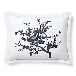 Lauren Ralph Lauren Eva Oblong Throw Pillow in White