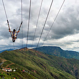 Full-Day Adventure from Bogota Colombia by Spur Experiences®