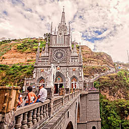 Day Tour of Las Lajas Colombia from Quito by Spur Experiences®