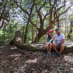Hike to La Fortuna Falls Costa Rica by Spur Experiences®
