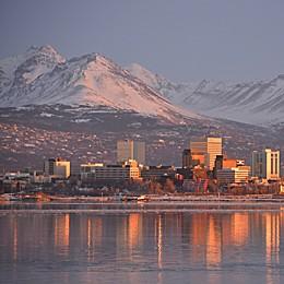 Anchorage Alaska Anchorage City Private Tour by VEBO®