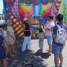 Design District and Art Installation Food Tour Miami, FL by Spur Experiences®