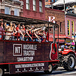 Nashville Wagon Party by Spur Experiences®