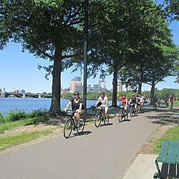 Boston Massachusetts City View Bike Tour by Spur Experiences®