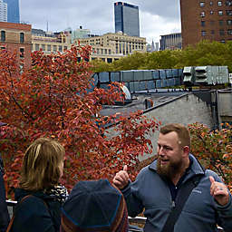 New York High Line and Greenwich Village Walking Food Tour by Spur Experiences®