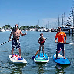 Annapolis Maryland SUP Private Lesson by Spur Experiences®