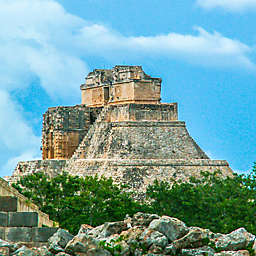 Mexico Merida Uxmal Bike Tour by Spur Experiences®