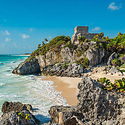 Mexico Coba and Tulum Ruins Tour by Spur Experiences®