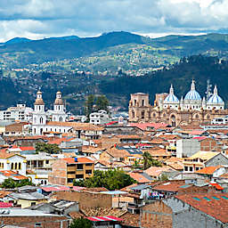 4-Day Tour of the Andes and Cuenca by Spur Experiences®