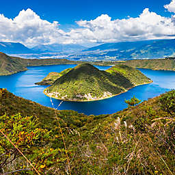 9-Day Otavalo Highlands and Galapagos Islands Trip by Spur Experiences®