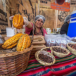 Peru Lima Cultural Food Tour by Spur Experiences®