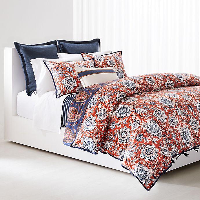 Lauren Ralph Lauren Tessa 3 Piece Multicolor Reversible Comforter Set Bed Bath Beyond