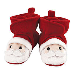Hudson Baby® Holiday Fleece Scooties