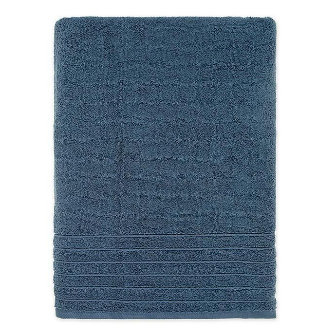 Alternate image 1 for Brookstone® SuperStretch™ Bath Sheet