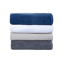 UGG® Ribbed Bath Towel Collection