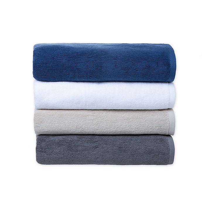 Alternate image 1 for UGG® Ribbed Bath Towel Collection