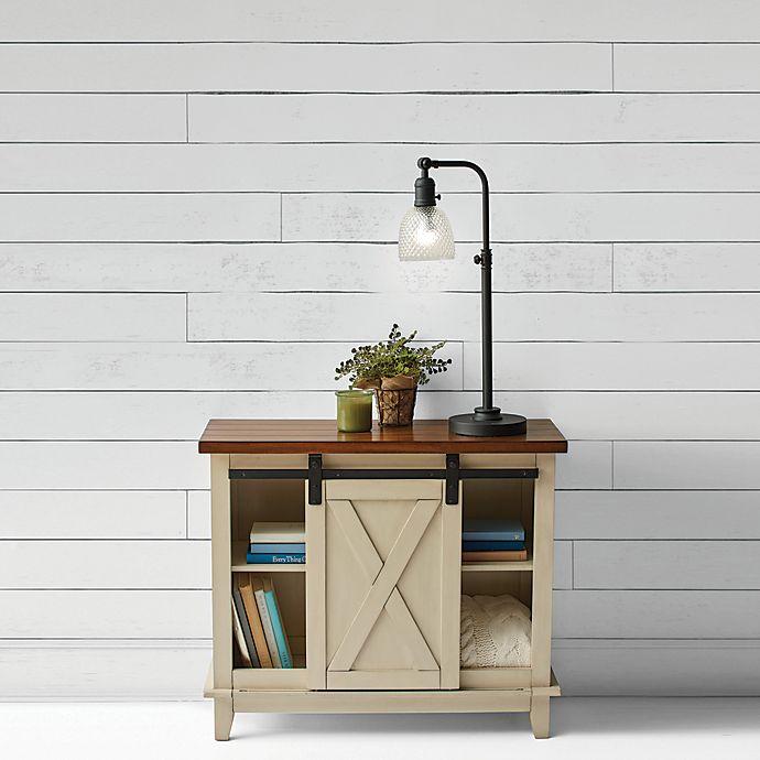Alternate image 1 for Bee & Willow Home Hudson Glass Task Lamp