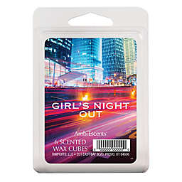 AmbiEscents™ Girls' Night Out 6-Pack Scented Wax Cubes