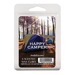 AmbiEscents™ Happy Camper 6-Pack Scented Wax Cubes