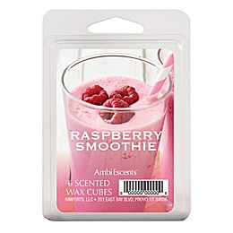 AmbiEscents™ Raspberry Smoothie 6-Pack Scented Wax Cubes