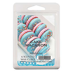 AmbiEscents™ Cake Macaron 6-Pack Scented Wax Cubes