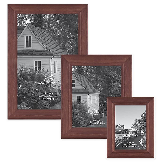 Alternate image 1 for Bee & Willow™ Home Wooden Picture Frame
