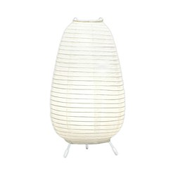 Kikkerland Design Lubia Paper Lamp