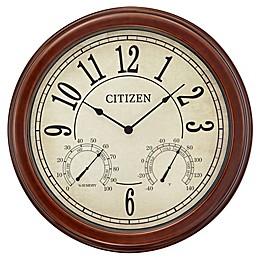Citizen 24-Inch Vintage Indoor/Outdoor Wall Clock