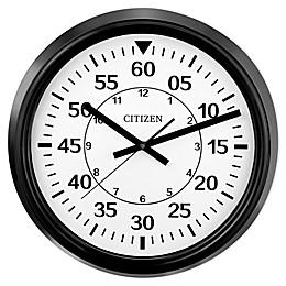Citizen Watch® Indoor/Outdoor Wall Clock
